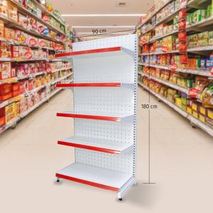 Wholesale supermarket shelves: Vinatech Best Quality Supermarket Shelves Dimensions From Manufacturer Made in Viet Nam