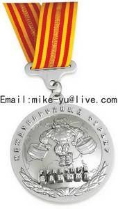 Wholesale medal ribbons: Medals with Ribbon