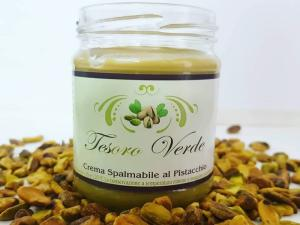 Wholesale Pistachio Nuts: Pistachio Cream