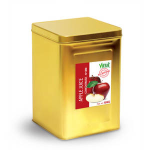 Wholesale suppliers with strong and: 18kg Box Apple Juice Concentrate 70 Brix