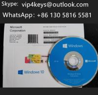 Wholesale Win 10 Home Win 10 Coa Sticker Brand New OEM License Key Download Online Coa Key OEM Stick