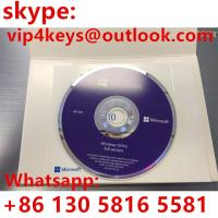 Wholesale W10 WIN10 WINDOWS10 OEM COA Professional Stickers 100% Activate Online DHL Free Shipping