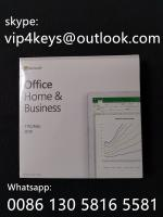 Upgrade Office Product Key Card Office 2019 Professional Retail Box OEM Version COA