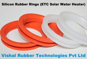 Wholesale silicone rings: 58 ID Silicon Rubber ETC Solar Water Heater Rings