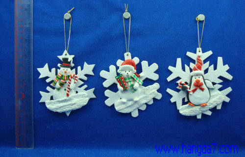 Polymer Clay Christmas Tree Decorations.Polymer Clay Christmas Decoration Christmas Tree Hanging