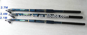 Wholesale frp: Cheap Fishing Rod Blanks Wholesale FRP Fishing Rod Spinning Best Price 2.1M 210CM China Fishing Rods