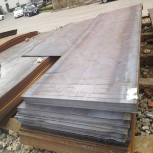 Wholesale q235: Hot Rolled Steel Plate Q235
