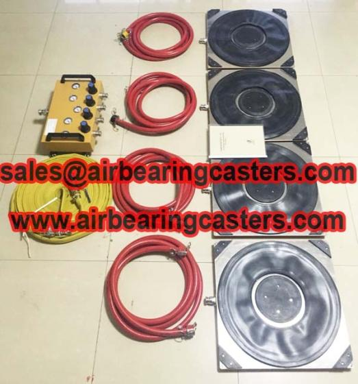 Sell Air bearing movers air pallets details