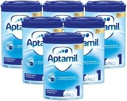 Sell Milupa Aptamil Milk Powder, Nutrilon, Friso, Nestle Nido 1+ Infant Milk