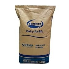 Wholesale milk powder: 25Kg New Zealand Skimmed Milk Powder, Full Cream Milk Powder and Whole Milk