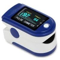 Digital Finger Pulse Oximeter Diagnostic Fingertip Blood Oxygen Testing Device