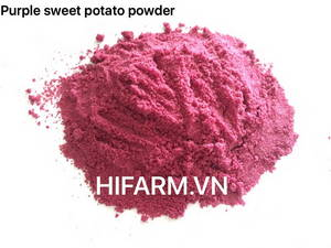 Wholesale food: Sweet Potato Powder (FOR FOOD)