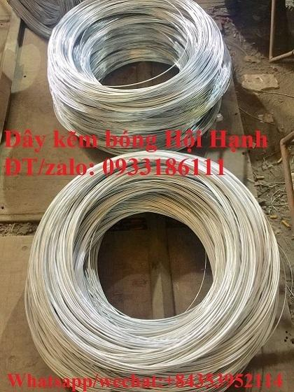 High Quality Galvanized Wire 3.0mm From Vietnam
