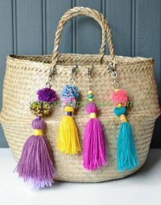 Wholesale baskets: Belly Seagrass Basket