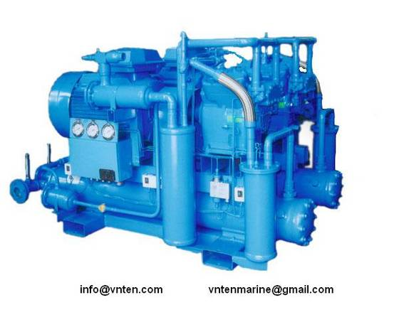 Sell Refrigeration Compressor set or parts