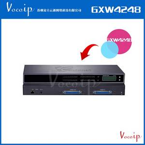 Wholesale vedio: Grandstream GXW4216/24/32/48 FXS Port  Vedio VoIP Gateway