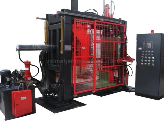 Best Quality Apg Epoxy Clamping Machine for High Current Bushings VOL-865 Standard Type APG MACHINE