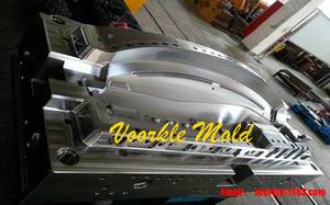 Wholesale vehicle mold: China Made Plastic Injection Mold Base for Vehicle