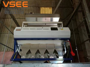 Wholesale plastic recycling machine: Recycling Plastic Materials Processing Machine Plastic Color Sorter