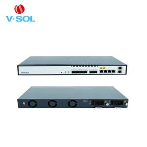 Wholesale china ip camera: 4 Ports 1U GPON OLT-FTTH GPON Manufacturers