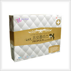 Wholesale propolis toothpaste: Wellbeing Miracle Propolis Toothpaste