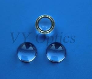 Wholesale Lenses: Optical Glass Half Ball Lens