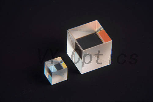 Sell Optical UV grade fused silica beamsplitter cube/beamsplitter