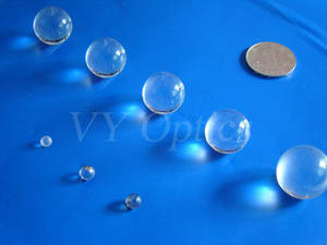 Wholesale optical glass ball lens: Optical Off-the-shelf Dia.4.75mm Ball Lens From China