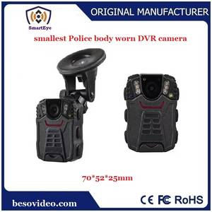 Wholesale gps dvr: Police Body Worn Camera,Mini DVR,16MP/Android/GPS/BT/WIFI
