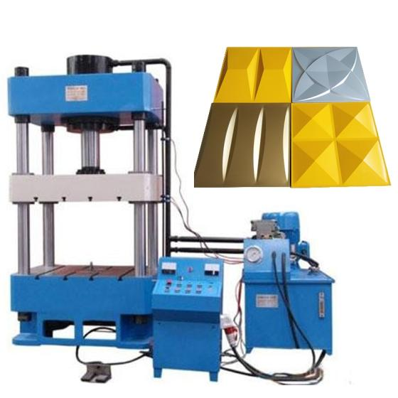 Sell 600*600 3D Wall Panel Machine