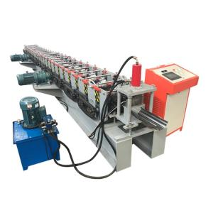 Wholesale locking element: Full Automatic Door Frame Roll Forming Machine