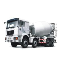 Mobile Self Loading Concrete Mixer Automatic Feeding Mixer 4
