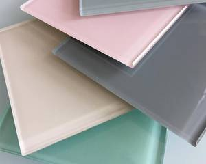Wholesale paper table cover: 4-12mm Back Painted Glass/Lacquered Decorative Glass Panel