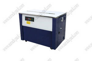 Wholesale automatic strapping machines: Semi Automatic Strapping Machine