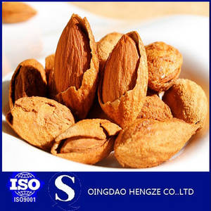 Wholesale crispy sesame: Best Price California Almonds with Shell for Export