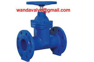 Wholesale cast gate valve: DIN Cast Iron F5 Resilient Gate Valve