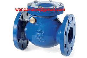 Wholesale valve castings: DIN Cast Iron Swing Check Valve