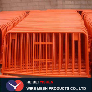 Wholesale temporary fence: Temporary Fence