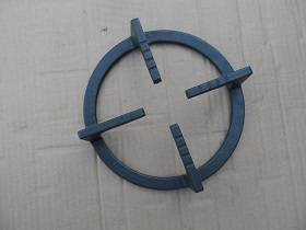 Wholesale gas support: Enamel Cast Iron Pan Support Cast Iron Grid for Gas Stove Cooker Oven