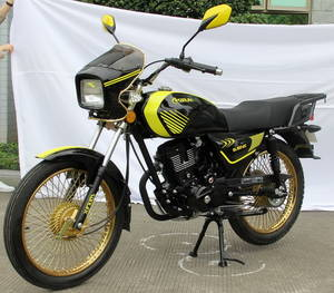 Wholesale gas scooter: 150cc Two Wheel Motorcycle (L150-1A)