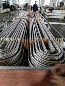 Wholesale u tube: Titanium U Tubes Gr.2 Manufacturer From China Application in Heat Exchangers.