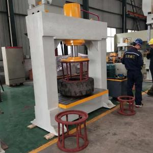 Wholesale loader wear parts: Industrial Forklift Solid Tire Press Tyre Changer Machine