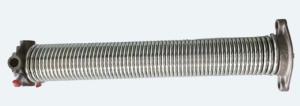Wholesale galvanized: Hot Selling 2 Standard Garage Door Galvanized Torsion Springs for Door Hardware