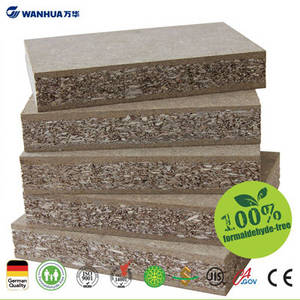 Wholesale fireproof board: 38mm Fireproof Straw Particle Board for Door Core
