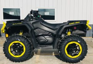Wholesale transfer vehicle: 2019 Can-am Outlander Xt-p