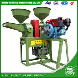 Wholesale rice milling machine: WANMA0012 Home Use Mini Rice Mill Machine Price in Nepal