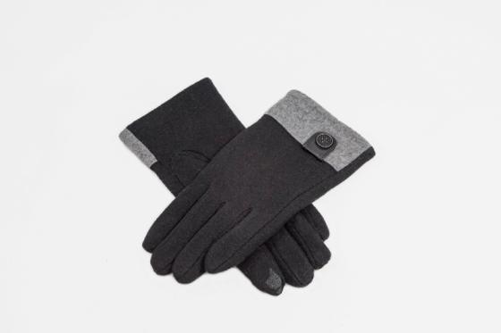 Hot Sale High Quality Women Wool  Gloves for Autumn Winter Fashion Warm Touch Screen Customized