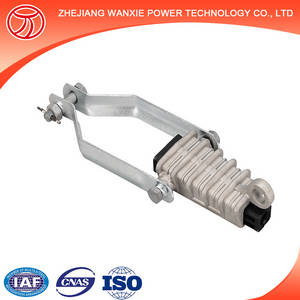 Wholesale high tension insulators: High Quality NXJ Series of Wedge-type Insulation Tension Clamp