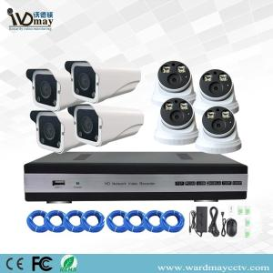 Wholesale starlight: 8chs H.265 1080P Full Color in Day & Night POE IP Camera Systems