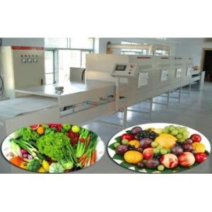 Wholesale Food Processing Machinery: Dried Fruits & Nuts Microwave Sterilization Equipment